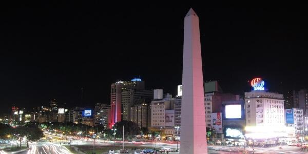 viajar a argentina desde colombia