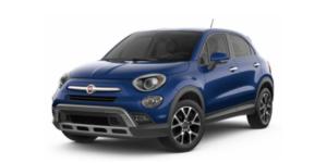 El Fiat 500 X es uno de los vehículos más seguros del país