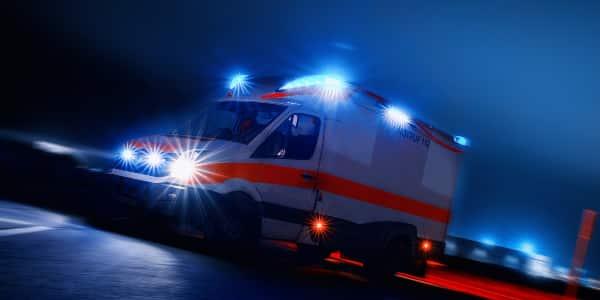 3 consejos para actuar ante el sonido de una ambulancia